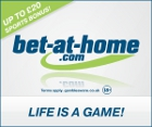 Bet At Home £20 Stake Returned Free Bet