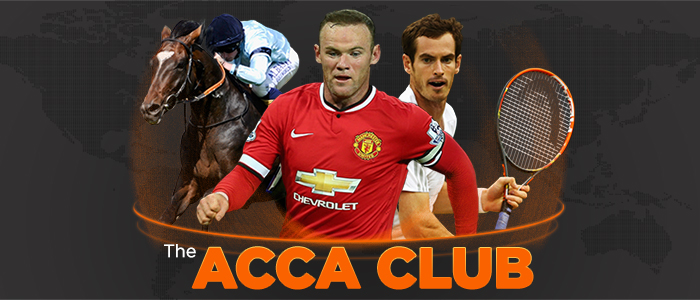 888sport Acca Club Weekly Free Bets