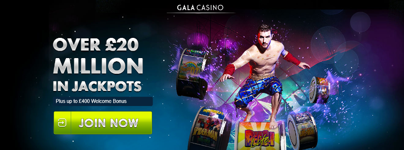 casino welcome bonus 400
