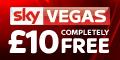 Sky Vegas Casino Bonus