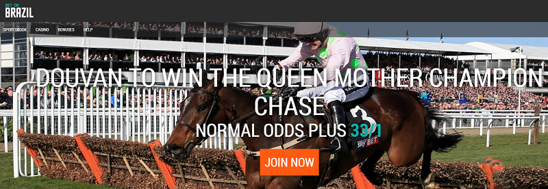 Douvan Champion Chase Enhanced Odds Offer BetOnBrazil