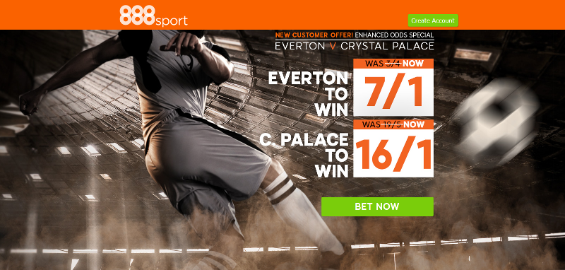 Everton 1 – Crystal Palace 1 | Casino.com