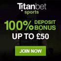 Titanbet Free Bets